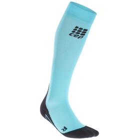 cep Compression - Chaussettes course à pied Femme - bleu/noir